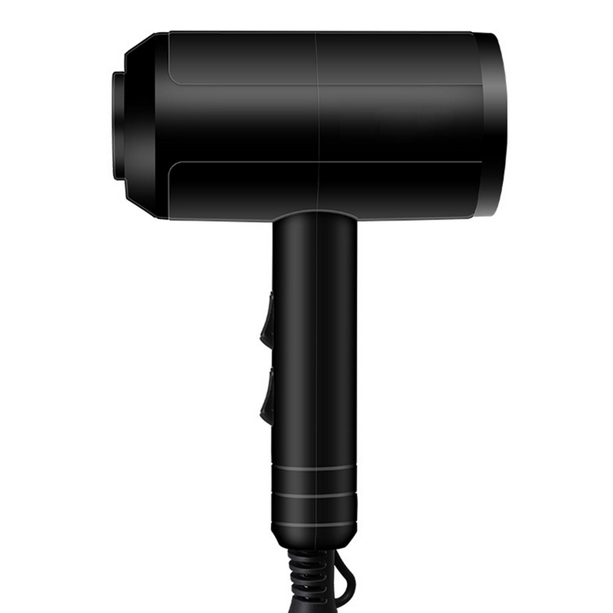 2200W Black Hot Hair Dryer Diffuser & Concentrator Nozzle Blower Pro Salon (Eachine1) Beaumont Search new