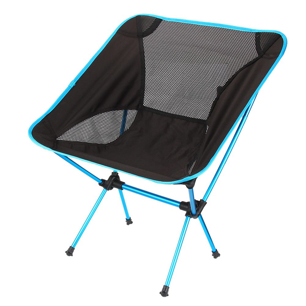 Outdoor Portable Folding Chair Camping Hiking Beach Sea