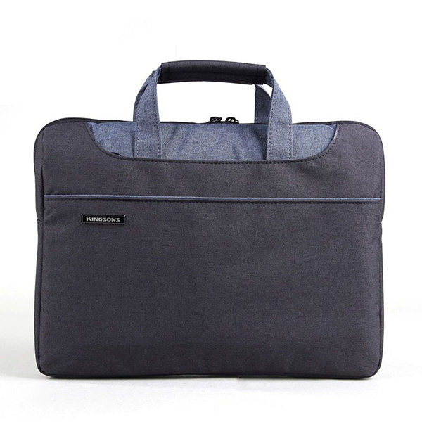 Men Women Waterproof Laptop Phone Slot Thin Fashion Handbag
