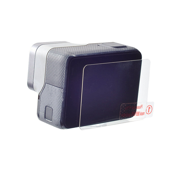Camera LCD Protector Screen Film Protective Accessory for Gopro Hero 5 with Cleaning Cloth