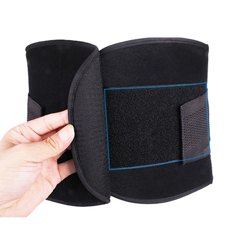 Mens Adjustable Slimming Belt Belly Body Shaper