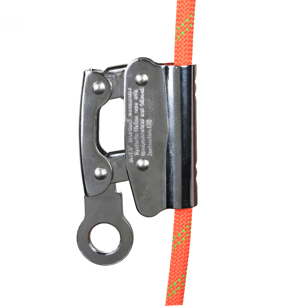 XINDA Outdoor Rock Climbing Aerial Climbing Rope Self-locking Device Anti-dropping Device