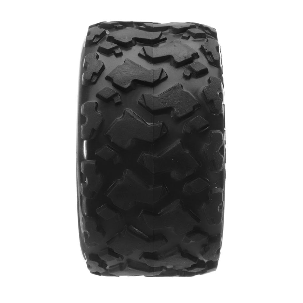 2Pcs HS 18301 18302 18311 18312 RC Car Tires For 1/18 Crawler RC Car