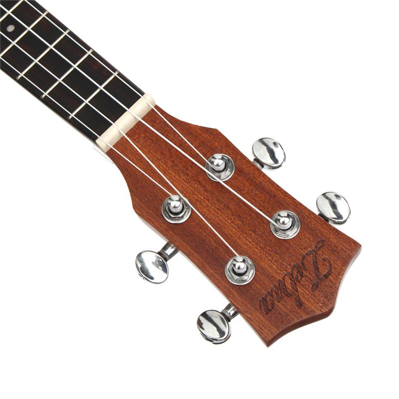 Zebra 23 Inch 4 Strings Rosewood Concert Ukulele Hawaii Guitar