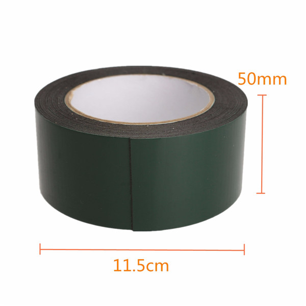 5m Strong Waterproof Adhesive Double Sided Foam Tape Car Trim Plate Width 6/9/12/19/25/38/50mm