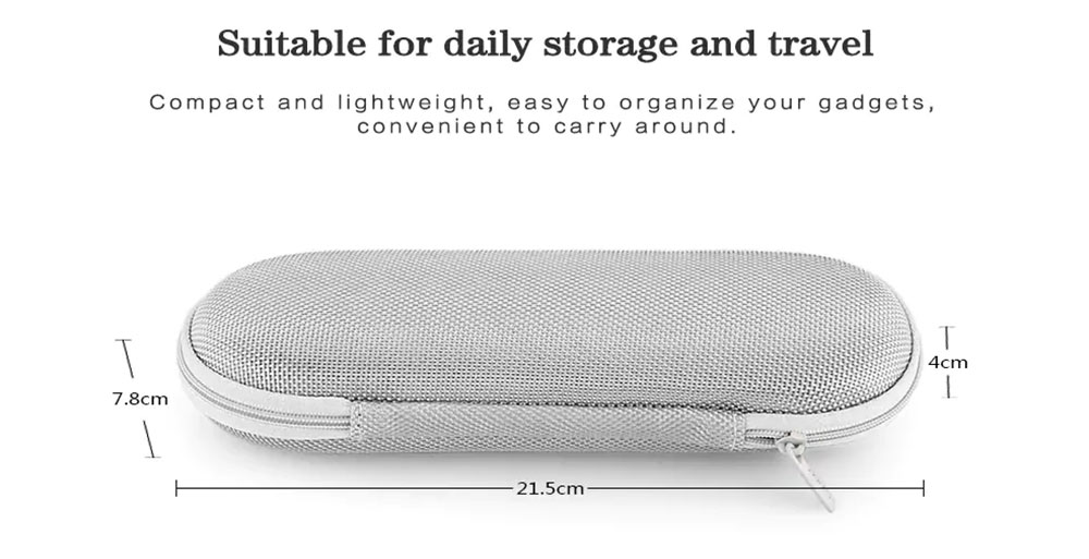 Xiaomi SOOCAS Portable Toothbrush Storage Case for Sonic Electric Toothbrush