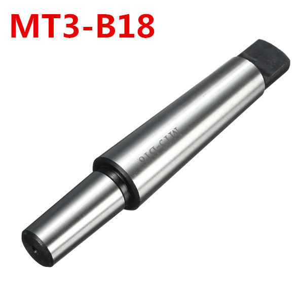 R8-B18 MT2-B18 MT3-B18 Drill Chuck Arbor For Keyless 1-16MM Lathe Self Tighten Tool
