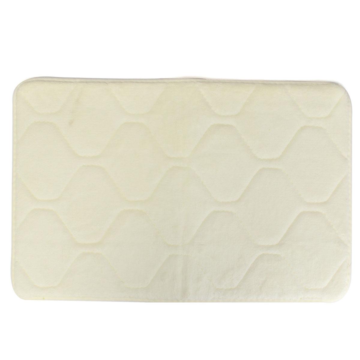 40x60cm Absorbent Soft Memory Foam Mat Bath Rug Anti Slip Carpet