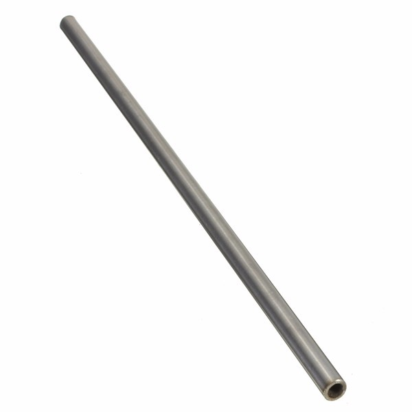 OD 8mm x 6mm ID 304 Stainless Steel Capillary Tube Length 250mm Stainless Pipe