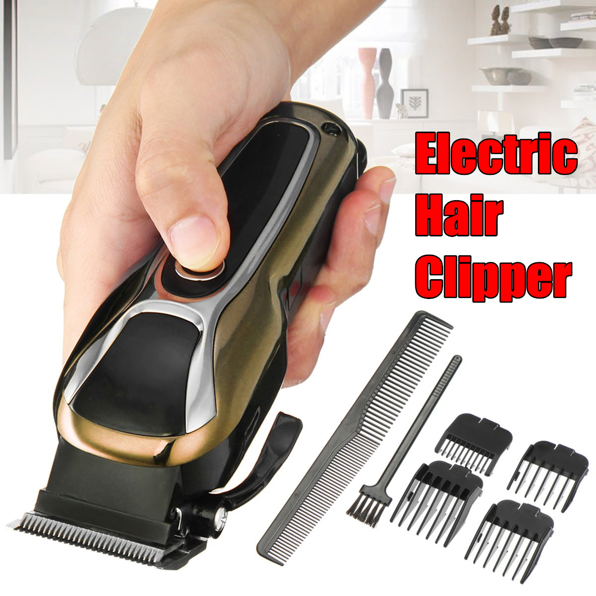 Surker SK-803 Electric Hair Clipper