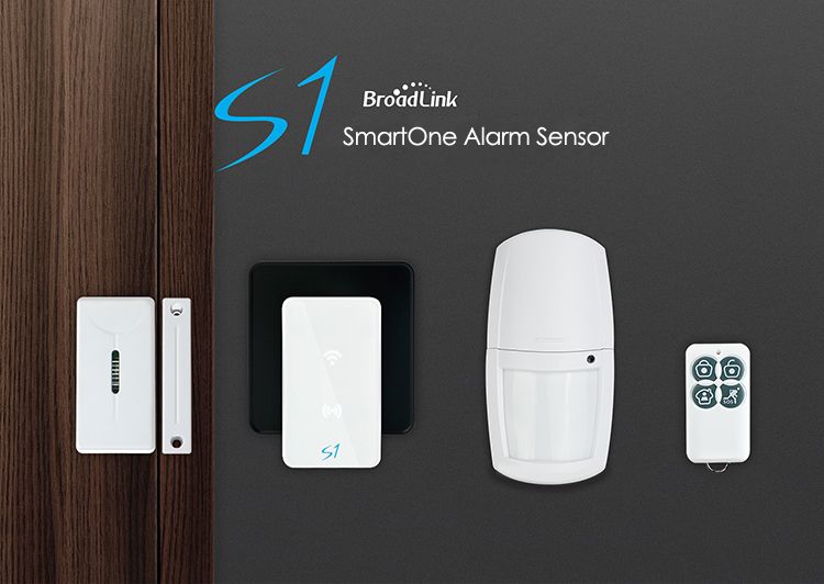 Broadlink S1C Wirelss Door Window Sensor SmartOne Alarm Security Accessory Smart Home System