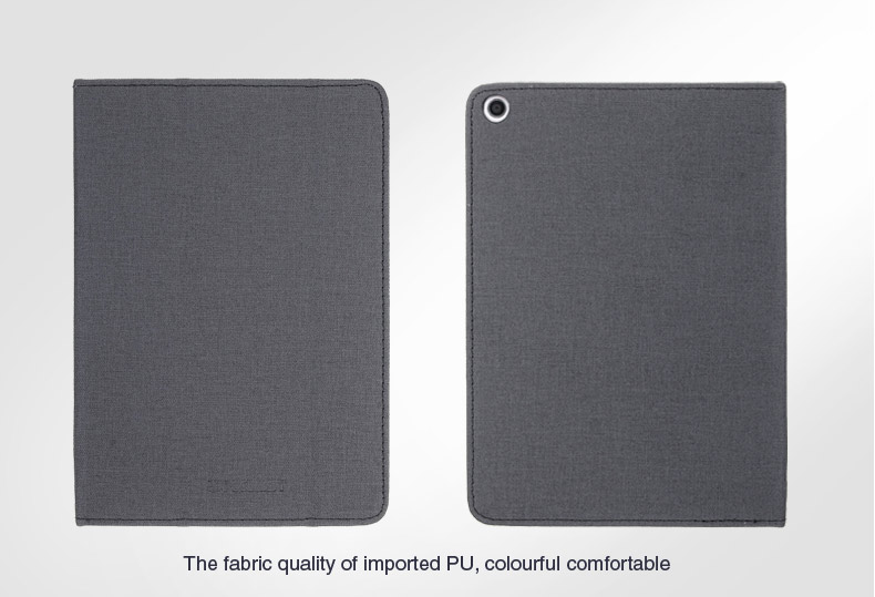 PU Leather Folding Stand Tablet Case for Teclast M89