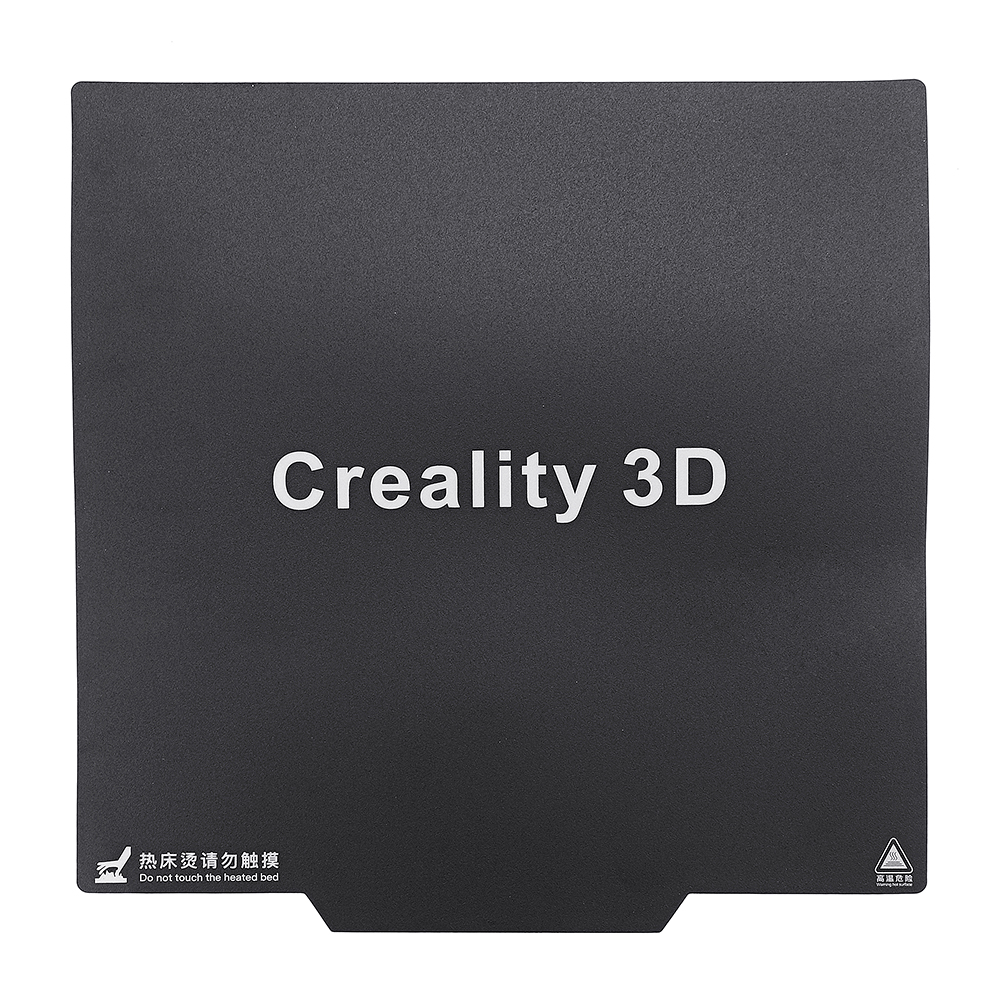 Creality 3D® 310*310mm Flexible Cmagnet Build Surface Plate Soft Magnetic Heated Bed Sticker With Back Glue For CR-10/CR-10S 3D Printer
