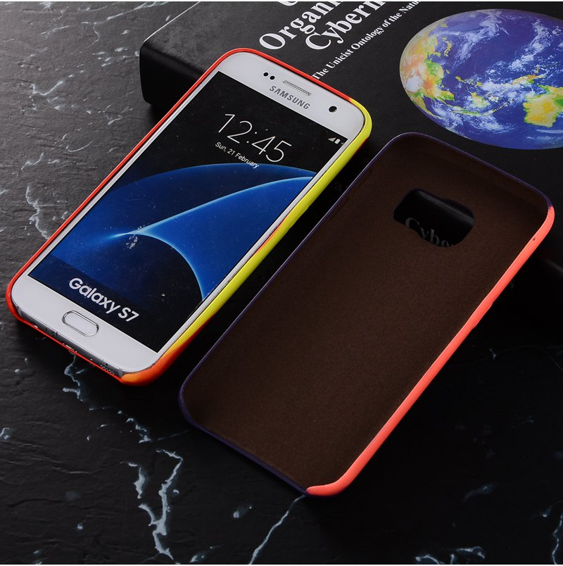 ... Thermal Sensor Discoloration Case For Samsung Galaxy S7 Edge