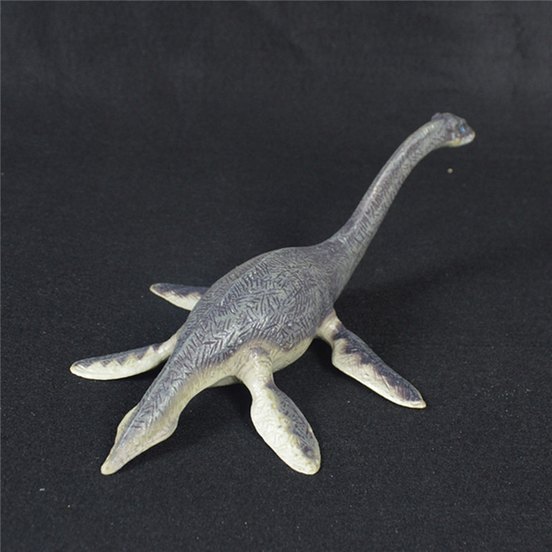 Realistic Plesiosaur Dinosaur Animal Figure Solid Plastic Kids Fun Toys Model