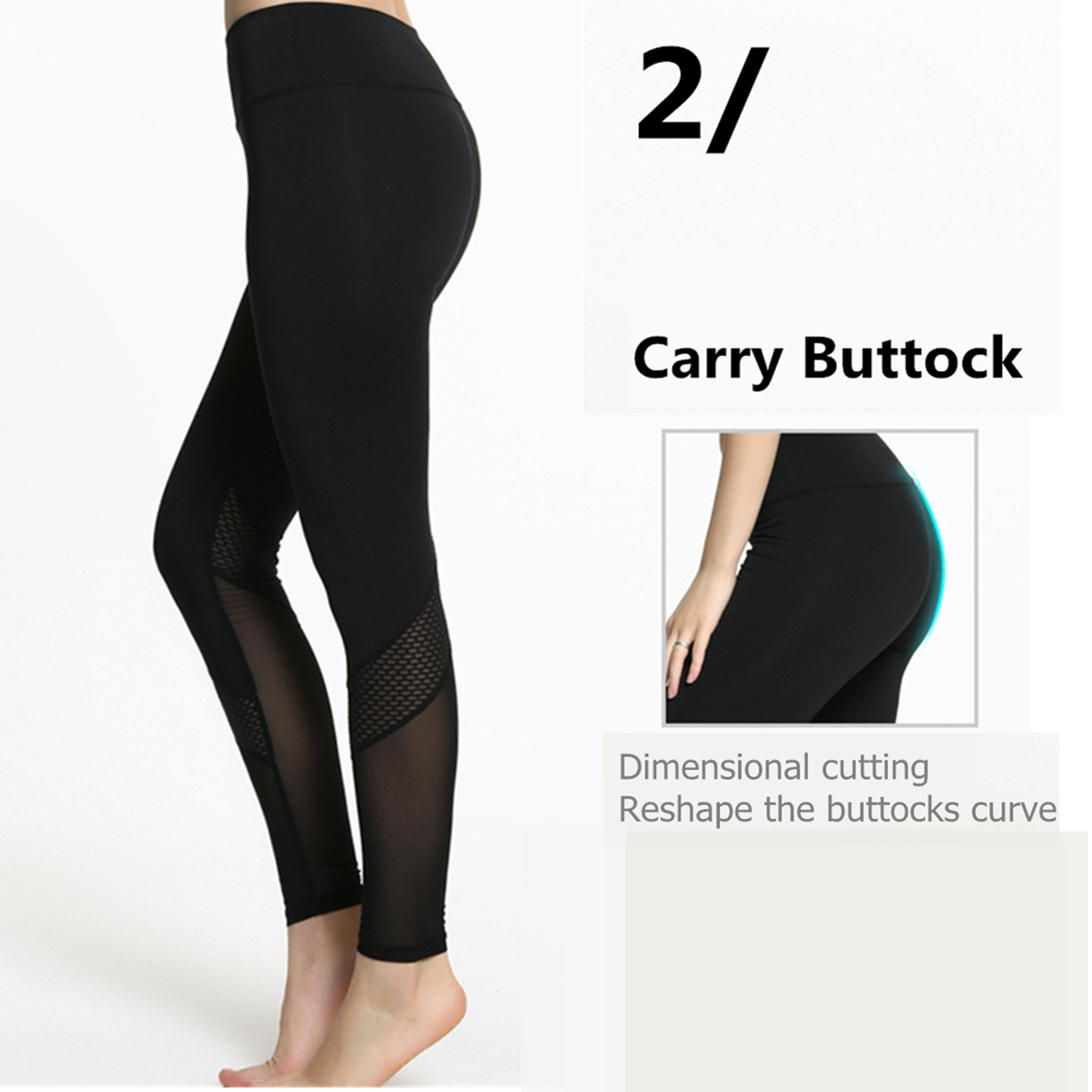 Women Ladies Running Yoga Fitness Leggings Gym Exercise Sports Yoga Pants
