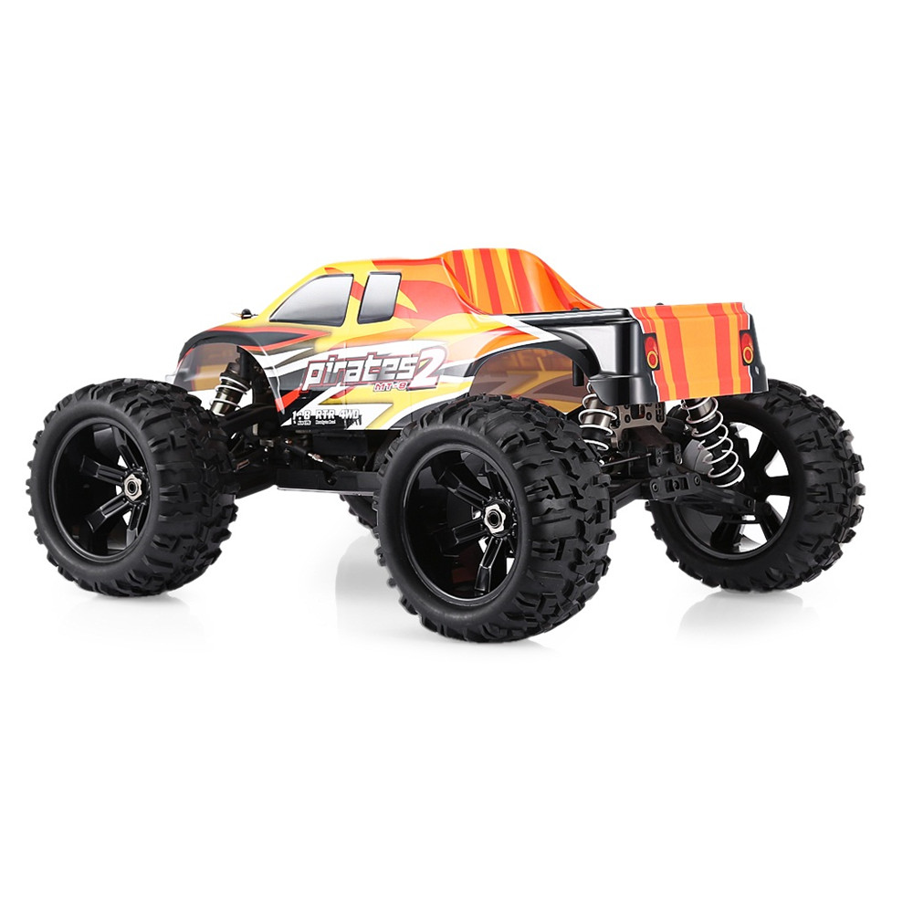 ZD Racing 08427 1/8 120A 4WD Brushless RC Car Monster Truck RTR