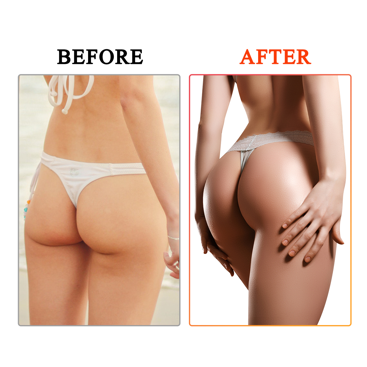 KALOAD EMS Hip Trainer Pad Beauty Buttocks Shaping Lifter Fitness Exercise Hip Stimulator