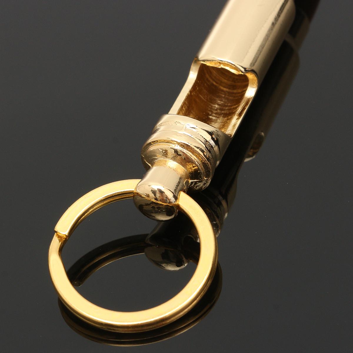 Bullet Shell Shape Bottle Opener Beer Soda Gold Keychain Key Ring Bar Tool Gifts