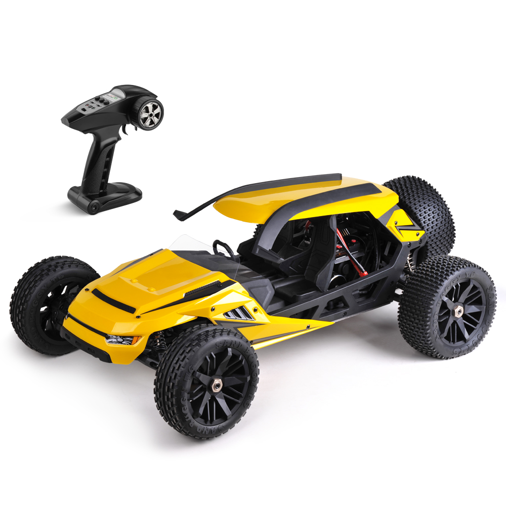 HBX 1/6 2.4G 70km/h High Speed Brushless Desert Buggy RC Car