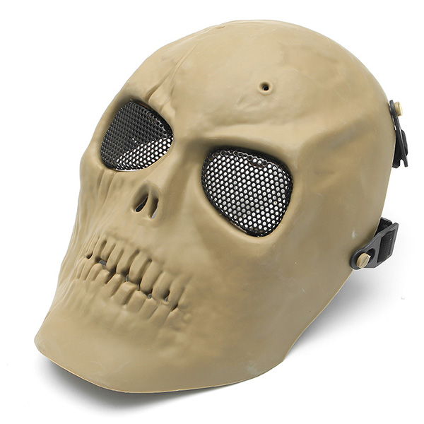 Skull Face Costume Masquerade Mask Halloween Christmas Holiday Masks