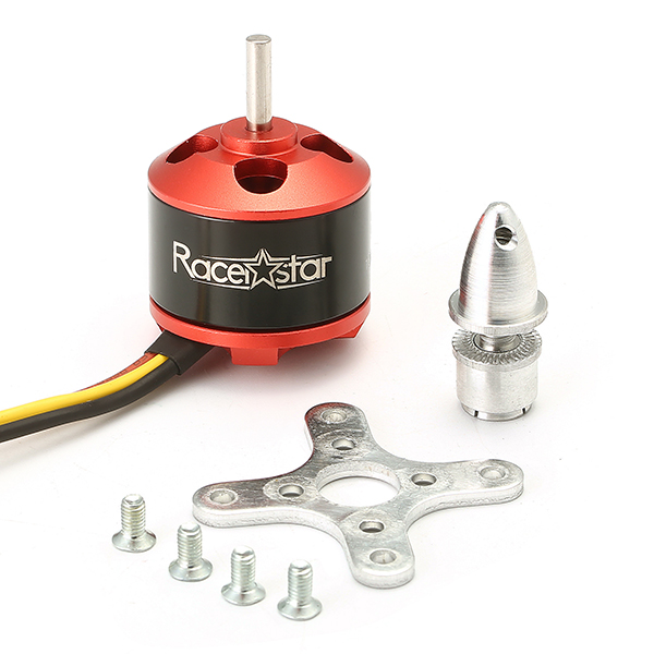 Racerstar BR2212 1000KV 2-4S Brushless Motor For RC Mod