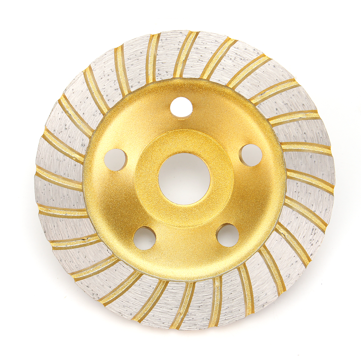 5 Inch Diamond Grinding Wheel Disc 5 Holes for Marble Concrete Granite Stone