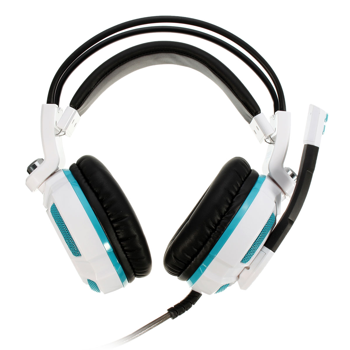 Xiberia K3 Over Ear Virtual 7.1 Surround Sound Stereo Bass Pro Gaming Earphone Headphone with Mic