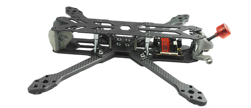 """STP HOBBY V2 230mm 5"""" Freestyle True X FPV RC Frame Kit Compatibled with DJI Air Unit - Photo: 3"""