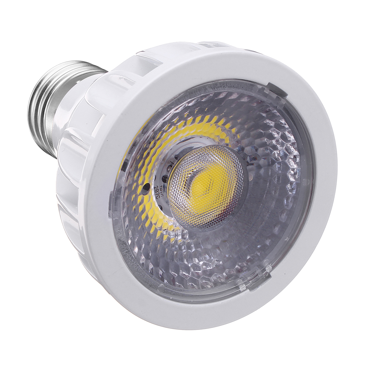 E27 7W Non-Dimmable Super Bright Par 20 LED COB Spot Light Bulb Home Lamp AC85-265V