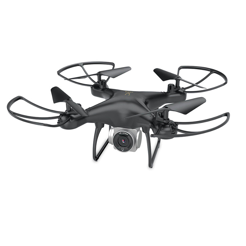 Utoghter 69601 Wifi FPV RC Drone Quadcopter with 0.3MP/2MP Gimbal Camera 22mins Flight Time
