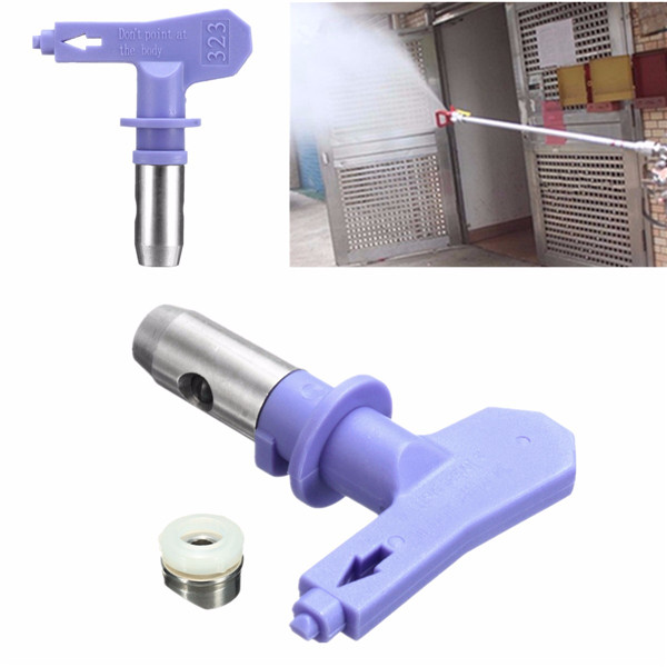3 Series 11-25 Light Purple Airless Spray Gun Tips For Wagner Atomex Titan Paint Spray Tip