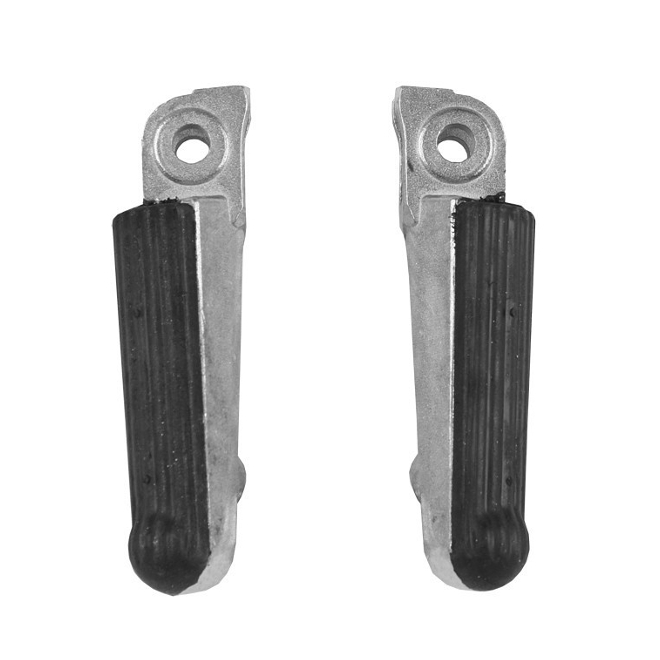 Motorcycle Front Footrest Pedal Foot Pegs for Honda CBR250 CBR250 NSR250