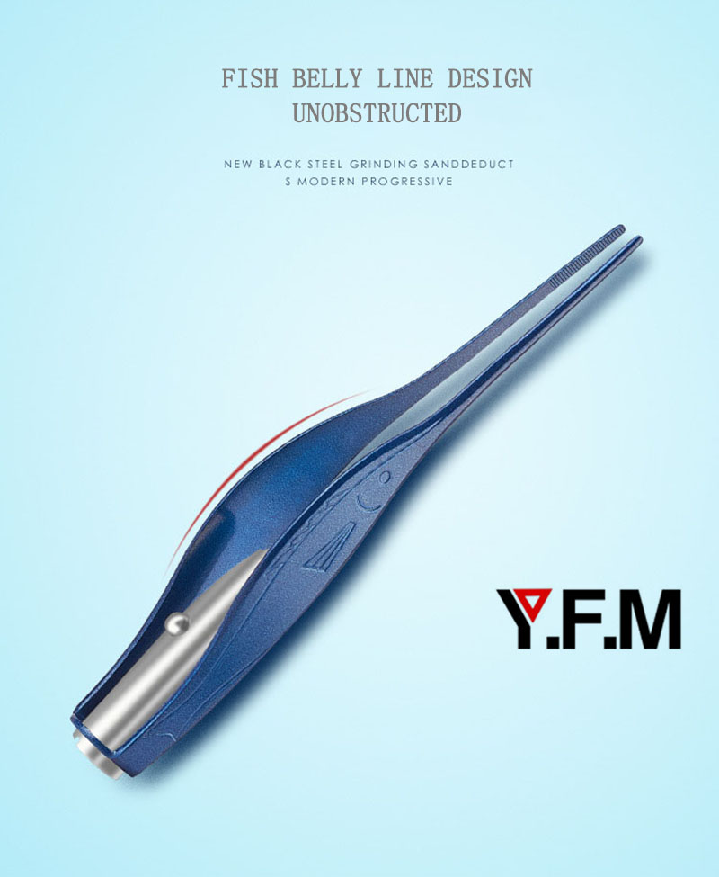 Y.F.M® LED Flashlight Earwax Removal Tool