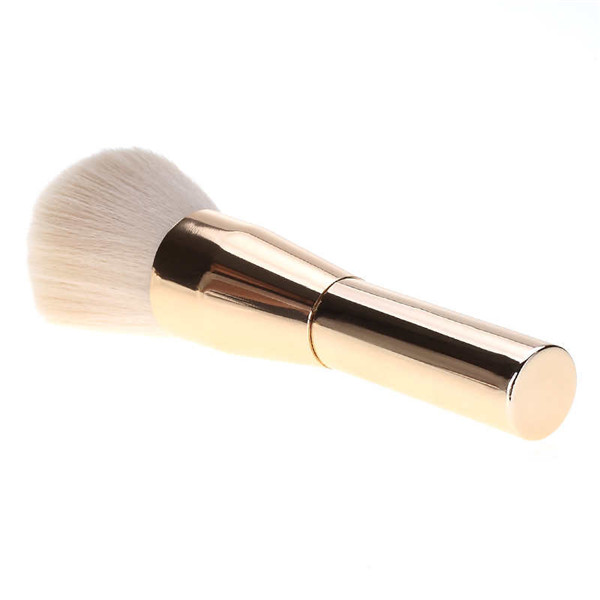Wood Handle Makeup Brush Powder Blush Brushes Cosmetics Cheek Facial