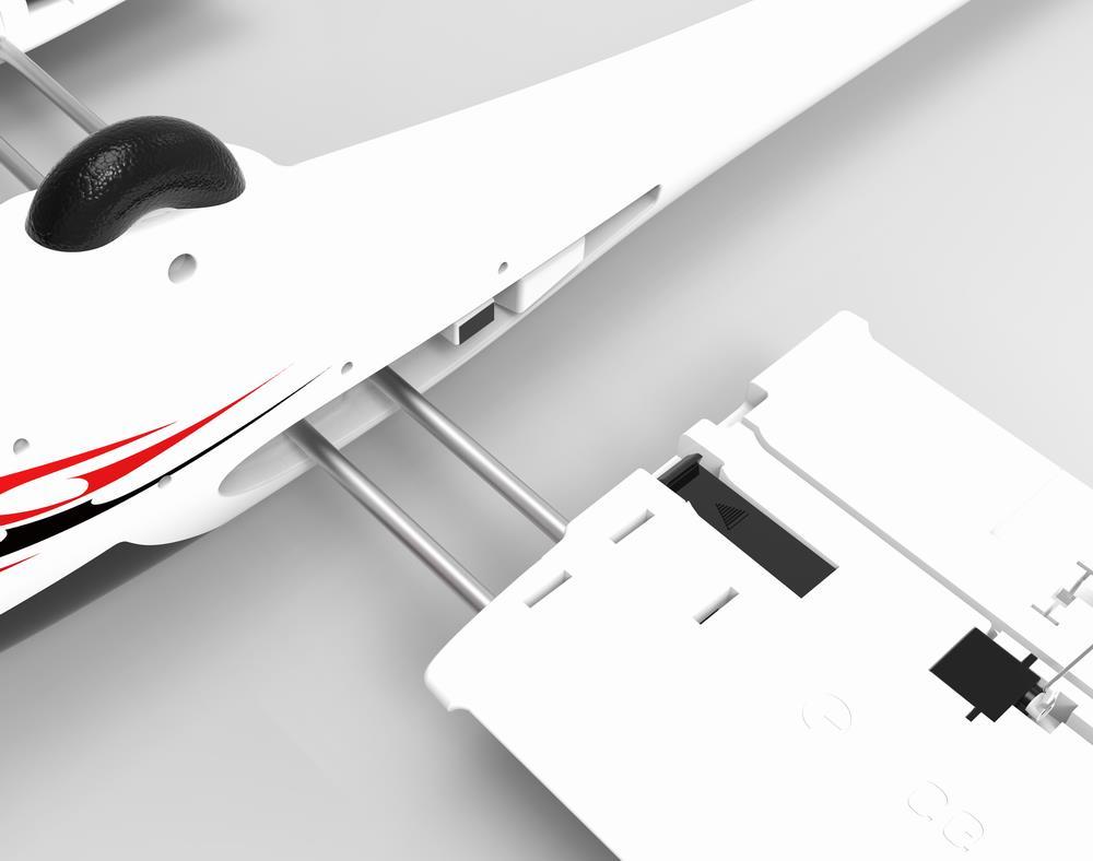 Volantax Phoenix V2 759-2 2000m Wingspan EPO Sport Aerobatic Glider RC Airplane KIT