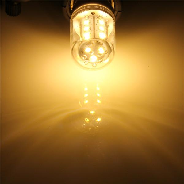 E27/E14/G9/GU10/B22 2.8W 450LM 21 SMD 2835 LED Corn Bulb Warm White/White 220V