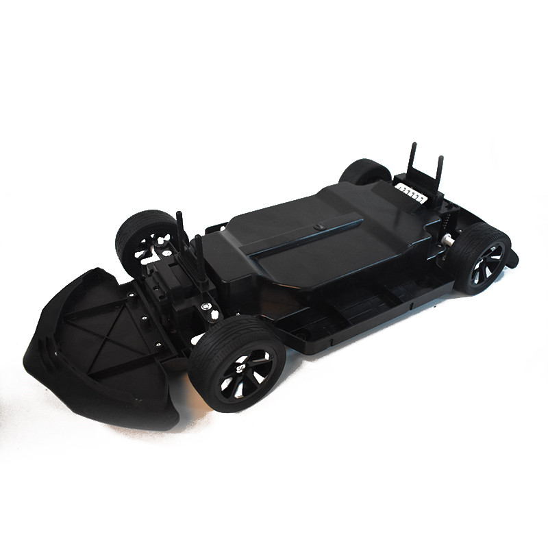 1:10 2.4G 4WD Drift Racing Car High Speed Off Road RC Car Lamplight 25KM/h For RC Vehicles Model Multi Batteries - Photo: 6