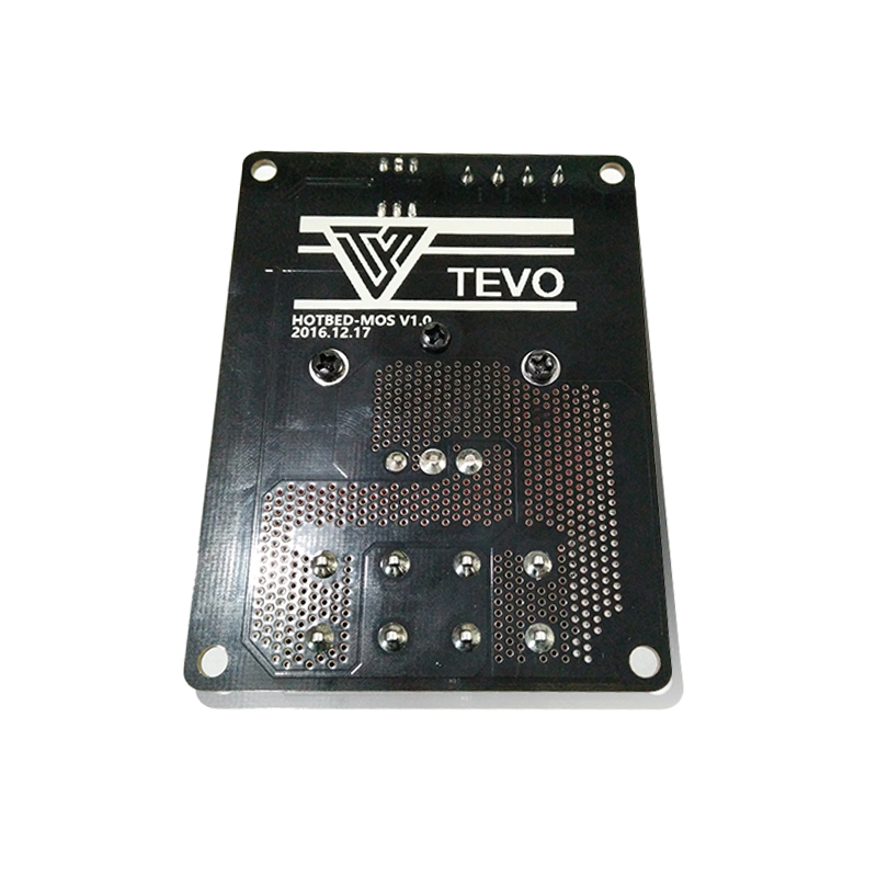 TEVO® 3D Printer Part Heating Controller MOS Module Support Big Current for Heat Extruder Bed