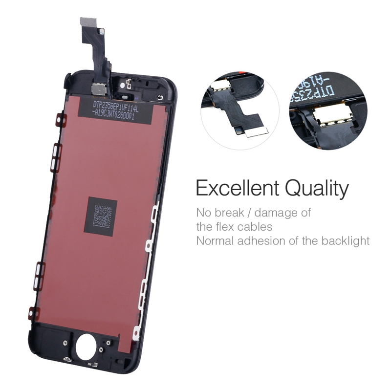 Bakeey Full Assembly LCD Display+Touch Screen Digitizer Replacement With Repair Tools For iPhone 5C