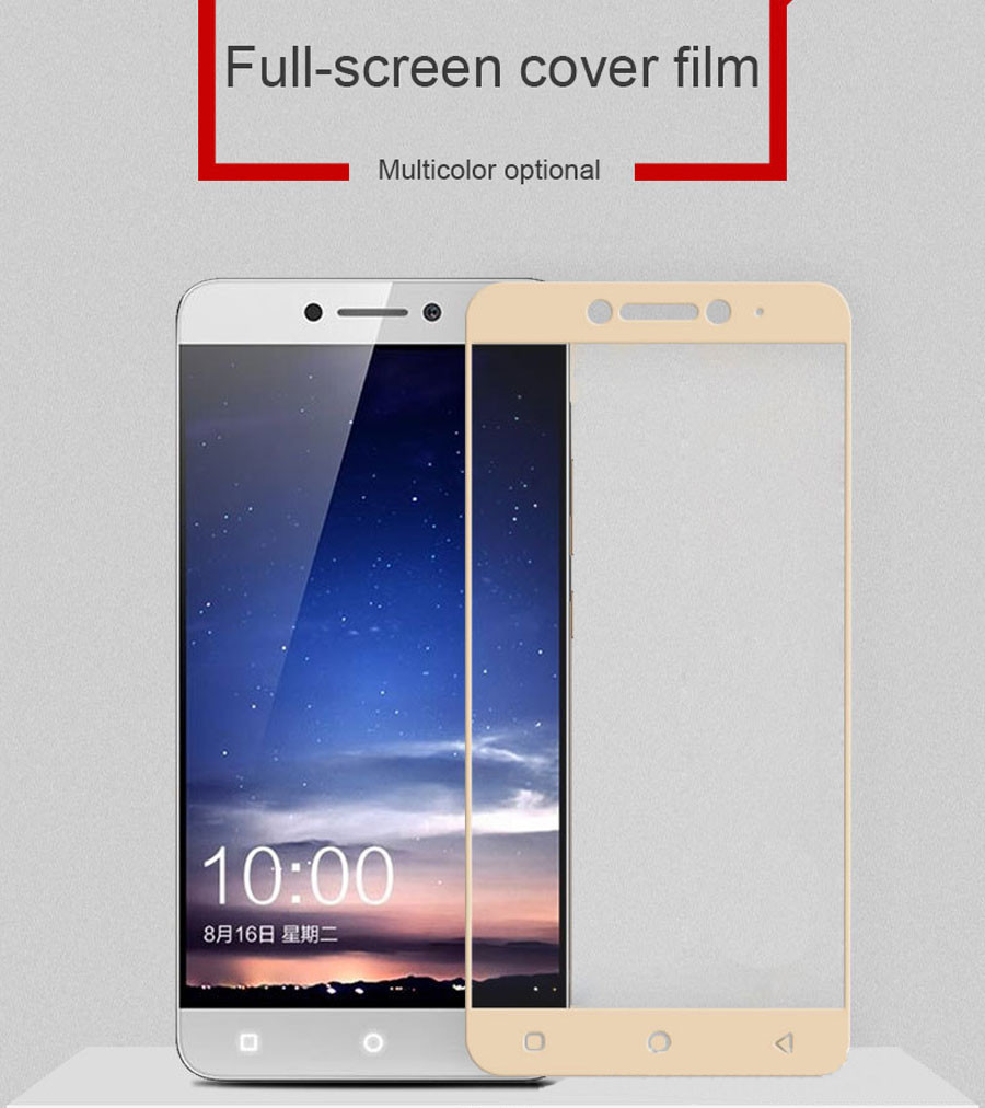 BAKEEY Anti-Explosion Full Cover Tempered Glass Screen Protector for LeEco Coolpad Cool1 dual / Le3