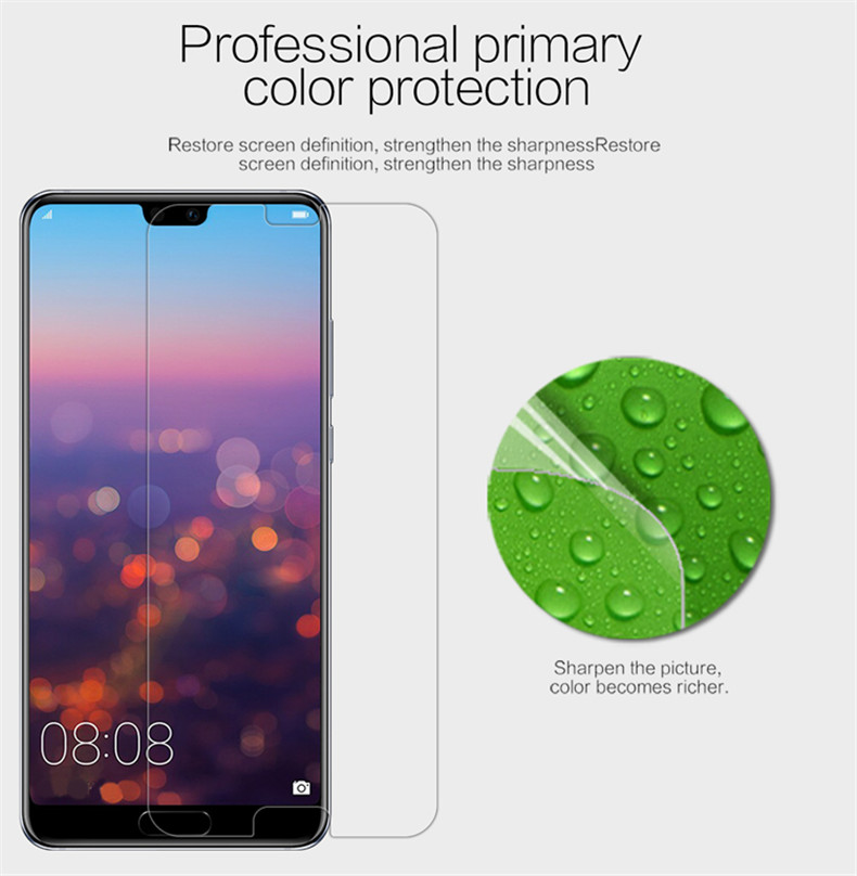 Bakeey High Definition Anti-Scratch Soft Screen Protector for Huawei P20 Pro