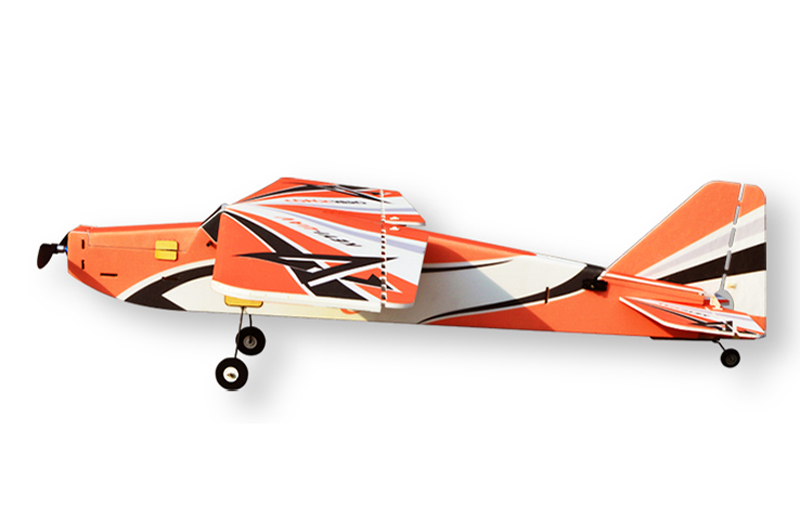 KEYI-UAV Hero 2.4G 4CH 1000mm PP Trainer RC Airplane Kit