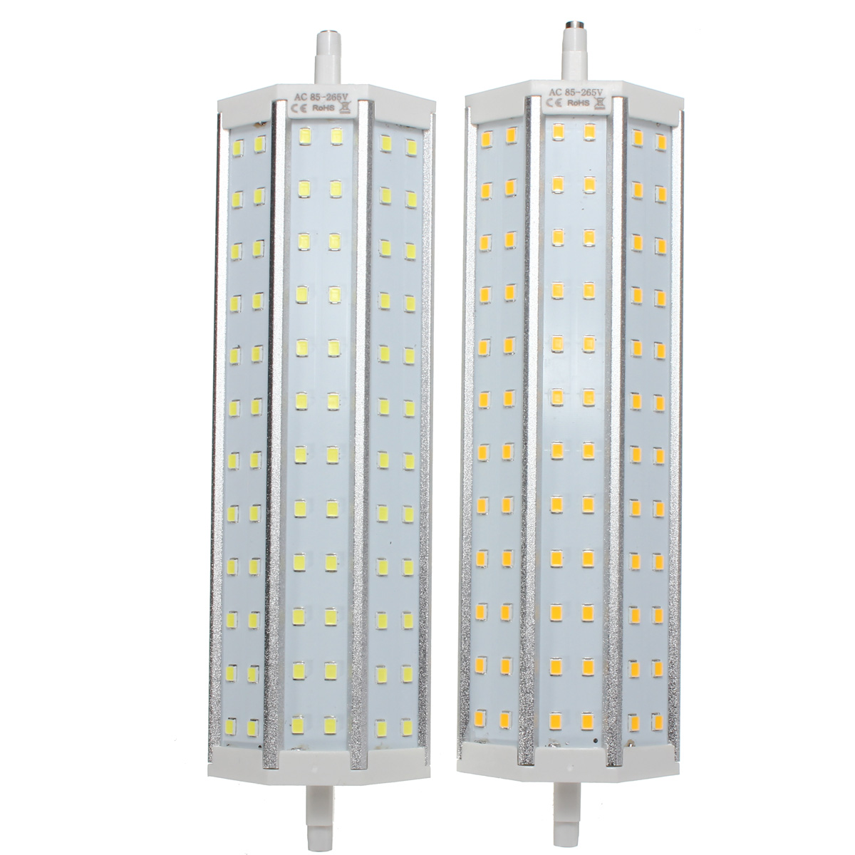Dimmable R7S 14W 72 SMD 2835 1300Lm LED Flood Light Lighting Bulb AC 85-265V