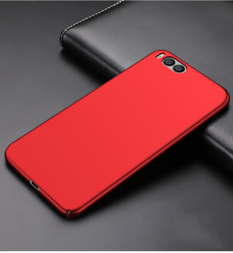 Bakeey Ultra Thin Silky PC Hard Protective Back Case For Xiaomi Mi Note 3