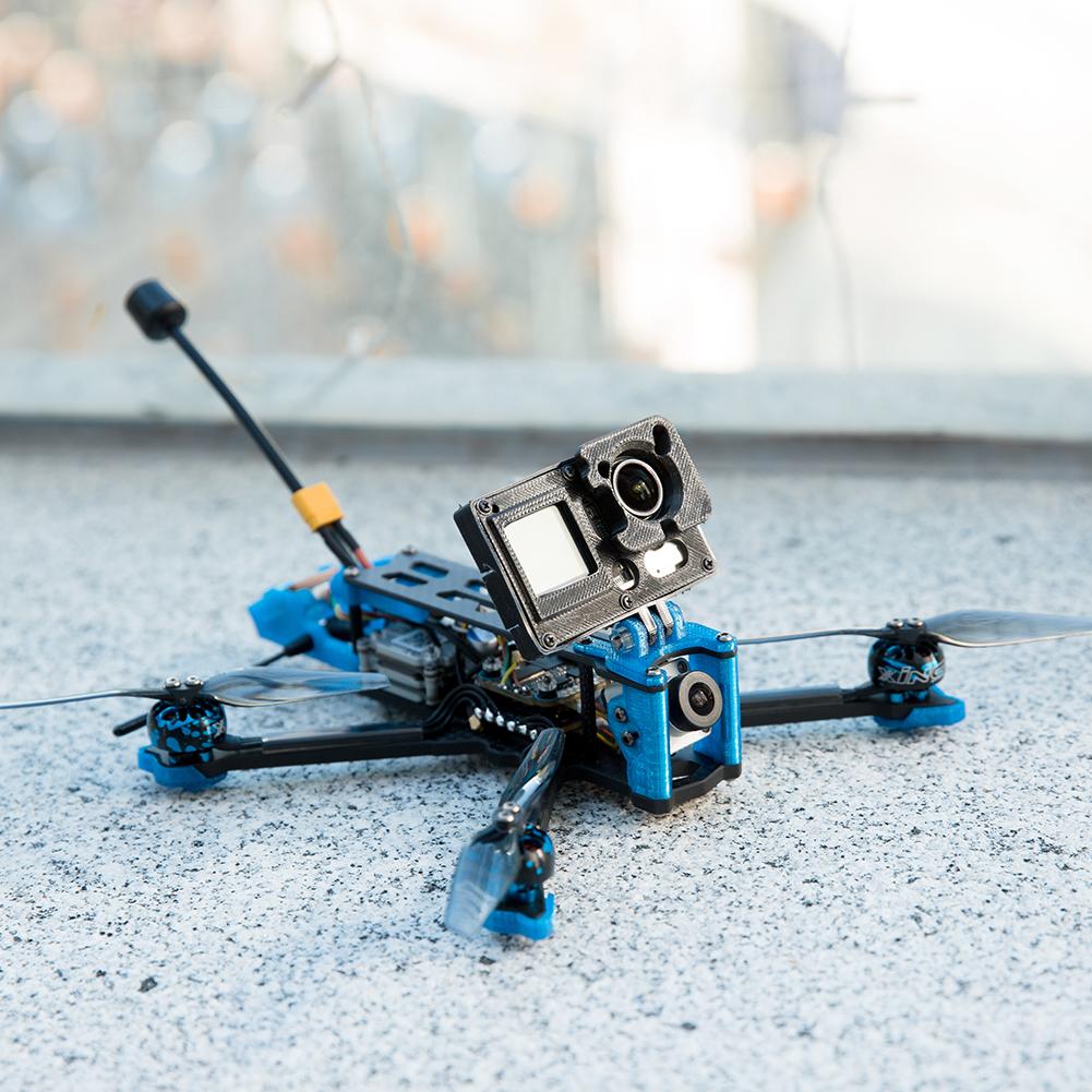 iFlight Chimera4 LR Micro Long Range 4 Inch 4S FPV Racing Drone BNF Caddx Nebula Digital HD System F4 FC 35A ESC 1404 3000KV Motor