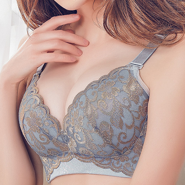 Aromatic Anion Infrared Protection Push Up Adjustable Bra