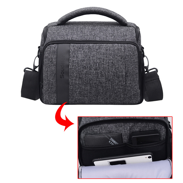 Men Women Nylon Camera Bag Leisure Travel Crossbody Bag Weenkder Bag
