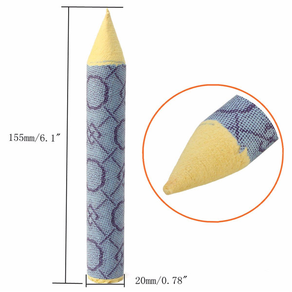 Rice Paper Smudge Stomp Tortillon Sketch Drawing Tool Pastel Charcoal