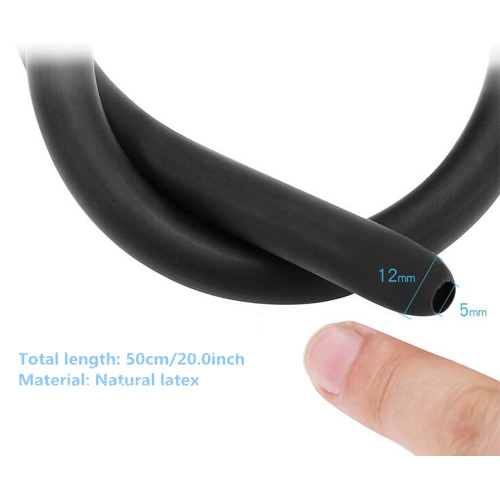 Natural Latex Enema Tube Anal Intestinal Portable Trip Cleaning Anal Shower Douche Tube Washing Anus Vaginal Colon Cleaner